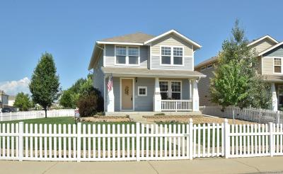 Frederick Single Family Home Under Contract: 5828 Canyon Street