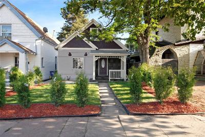 Denver CO Single Family Home Active: $549,000