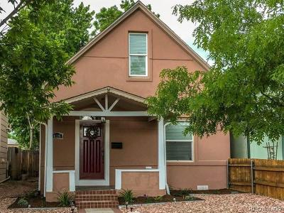 Denver Single Family Home Active: 4125 Raritan Street