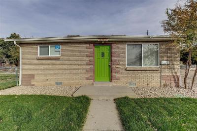 Denver Condo/Townhouse Under Contract: 3210 Pontiac Street
