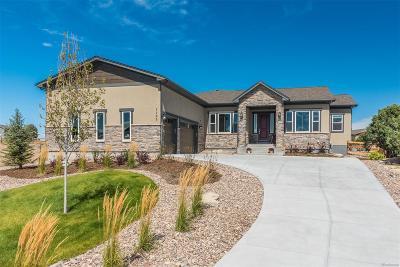 Castle Rock Single Family Home Active: 7103 Fallon Circle