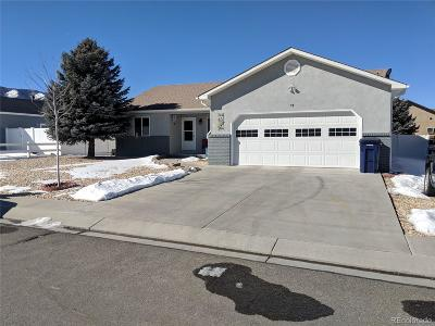 Salida Single Family Home Under Contract: 17 Rex Circle