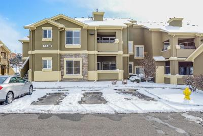 Highlands Ranch Condo/Townhouse Under Contract: 4538 Copeland Loop #101