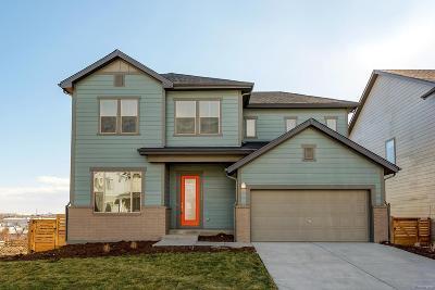 Denver Single Family Home Active: 1416 West 66th Avenue