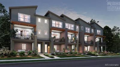 Wheat Ridge Condo/Townhouse Active: 4201 Yarrow Street