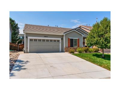 Highlands Ranch Single Family Home Under Contract: 10453 Tracewood Circle