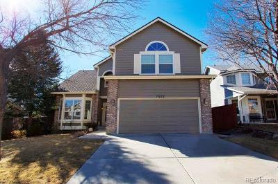Lone Tree Single Family Home Under Contract: 7522 Powderhorn Drive