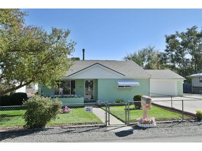 Jefferson County Single Family Home Under Contract: 1060 Secrest Street