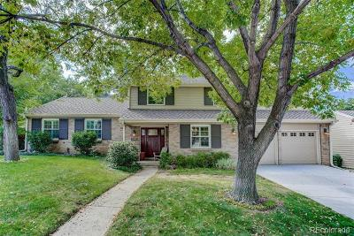 Centennial Single Family Home Active: 7146 South Oneida Circle