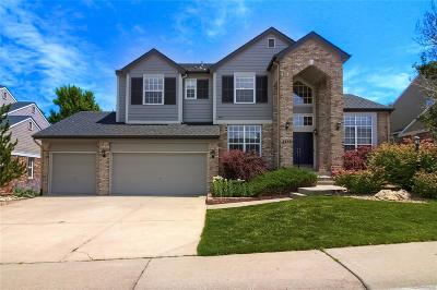Highlands Ranch Single Family Home Under Contract: 8686 Meadow Creek Drive