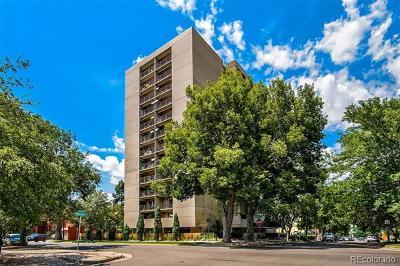 Denver Condo/Townhouse Under Contract: 1433 North Williams Street #505