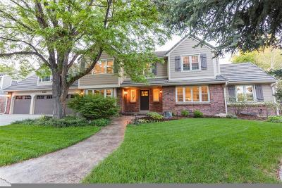 Englewood Single Family Home Under Contract: 5220 South Joliet Way