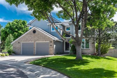Highlands Ranch Single Family Home Under Contract: 2374 Lansdowne Place