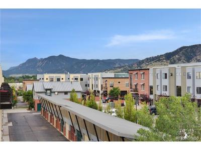 Boulder Condo/Townhouse Active: 4585 13th Street #1F