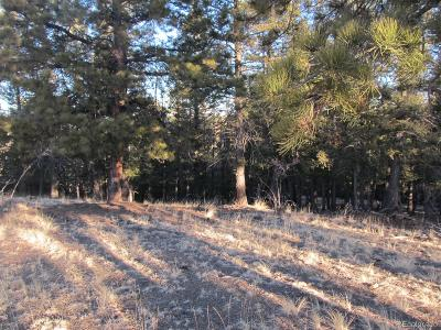 Florissant CO Residential Lots & Land Under Contract: $18,900