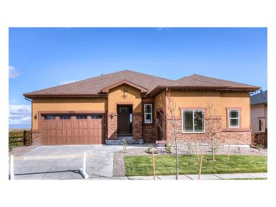 Aurora Single Family Home Under Contract: 26721 East Peakview Place