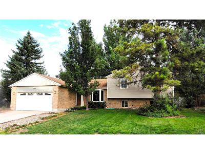 Castle Rock CO Single Family Home Sold: $390,000
