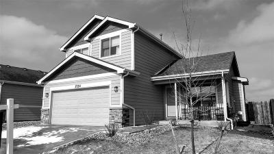 Weld County Single Family Home Active: 1724 Sunset Circle