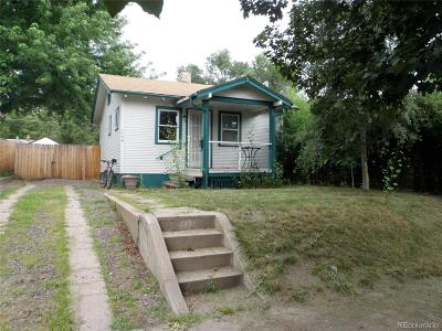 Single Family Home Active: 1739 South Gilpin Street