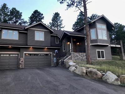 Evergreen Single Family Home Under Contract: 30994 American Parkway