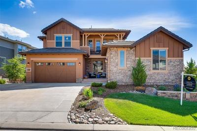 Highlands Ranch Single Family Home Active: 10711 Skydance Drive