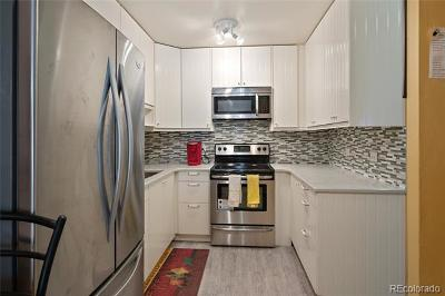 Denver Condo/Townhouse Active: 615 South Clinton Street #7B