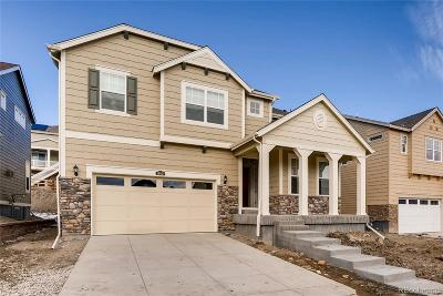 Arvada Single Family Home Active: 18921 West 84th Avenue