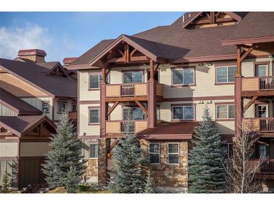 Steamboat Springs CO Condo/Townhouse Active: $365,000