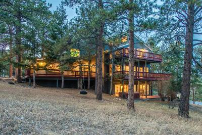 Golden Single Family Home Under Contract: 1124 Snowberry Drive