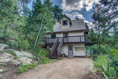 Conifer Single Family Home Active: 31247 Kings Valley
