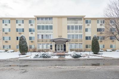 Denver Condo/Townhouse Under Contract: 665 South Alton Way #7B