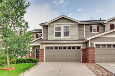 Castle Rock Condo/Townhouse Active: 6251 Wescroft Avenue