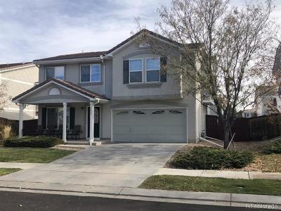 Commerce City Single Family Home Active: 9824 Chambers Court