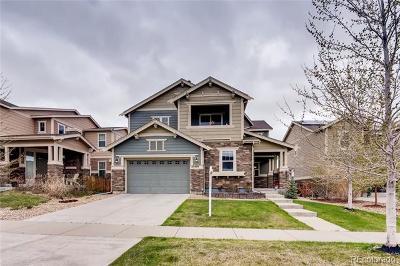 Arapahoe County Single Family Home Active: 25409 East Fair Drive