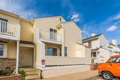 Aurora Condo/Townhouse Active: 17185 East Tennessee Drive