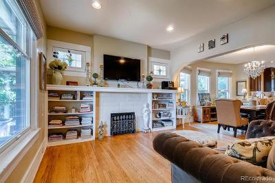 Highland Single Family Home Active: 2738 West 38th Avenue