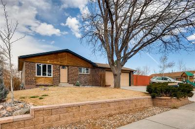 Arvada Single Family Home Under Contract: 6133 West 75th Avenue