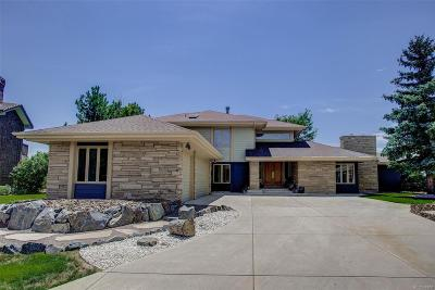 Highlands Ranch Single Family Home Under Contract: 7 Falcon Hills Drive