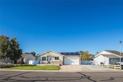 Greeley Single Family Home Active: 501 North 30 Avenue