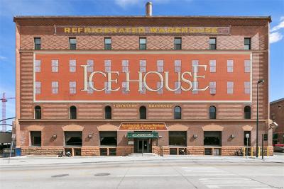 Denver Condo/Townhouse Active: 1801 Wynkoop Street #304