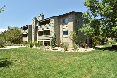 Boulder Condo/Townhouse Active: 4680 White Rock Circle #7