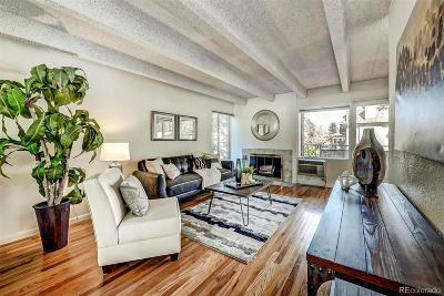 Denver Condo/Townhouse Under Contract: 200 Pearl Street #202