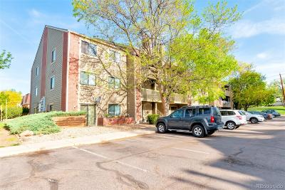 Arvada Condo/Townhouse Under Contract: 6388 Oak Court #207