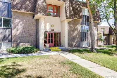 Denver Condo/Townhouse Active: 7755 East Quincy Avenue #101A4