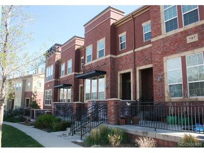 Condo/Townhouse Sold: 757 Bristle Pine Circle #C