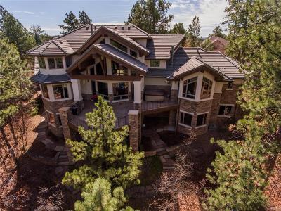 Castle Pines CO Single Family Home Active: $1,349,900