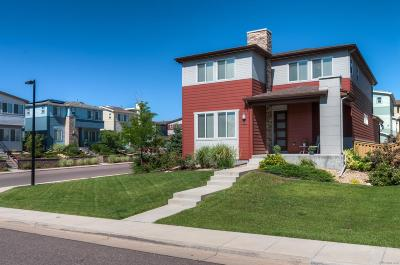 The Spaces Single Family Home Under Contract: 9823 Dunning Circle