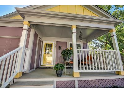 Lafayette Single Family Home Under Contract: 990 Homer Circle