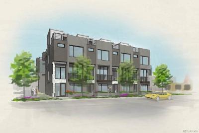 Denver Condo/Townhouse Under Contract: 1014 Acoma Street