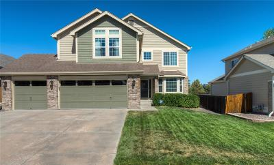 Parker CO Single Family Home Active: $479,000